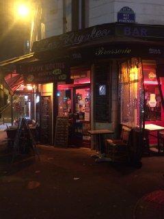 Foto vom 25. November 2016 17:56, Les Rigoles, 334 Rue des Pyrénées, 75020 Paris, France