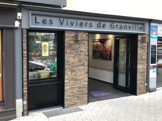 Foto vom 11. März 2017 16:46, Les Viviers de Granville, 2 Rue Georges Clemenceau, 50400 Granville, France