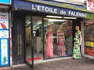Foto del 24 de octubre de 2017 14:08, L'etoile De Falenne, 70 Rue Marx Dormoy, 75018 Paris, France