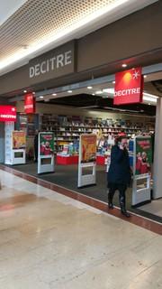 Photo du 15 novembre 2017 13:30, Bookstore Decitre Part-Dieu, Centre commercial la Part-Dieu, 69003 Lyon, France
