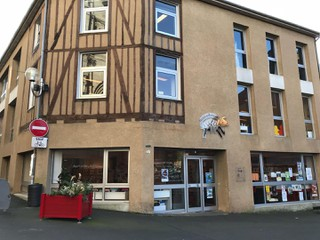 Photo du 20 octobre 2017 15:01, Library Intercommunale, 11 Place Saint-Gervais, 50300 Avranches, France