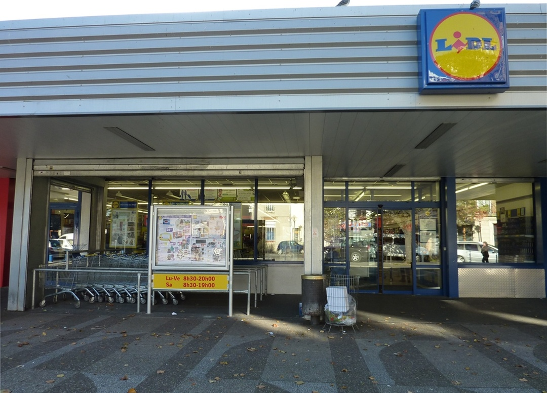 Photo of the February 5, 2016 6:55 PM, Lidl, 56 Ville des lilas Boulevard Général Leclerc de Hauteclocque, 93260 Les Lilas, France