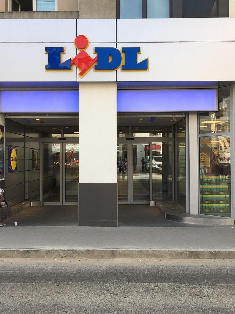 Photo of the September 7, 2017 8:49 AM, Lidl, 276/278 cours Lafayette, 69003 Lyon, France