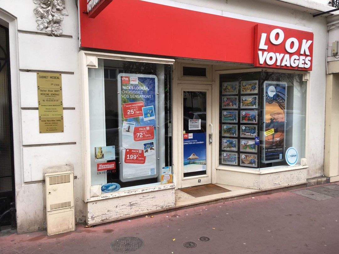 Photo of the November 4, 2017 1:02 PM, Look Voyages, 10 Rue Gabriel Péri, 92320 Châtillon, France