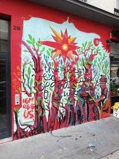 Photo of the June 5, 2018 11:36 AM, Lula Cantine BIO & veggie, 216 Rue Saint-Maur, 75010 Paris, France
