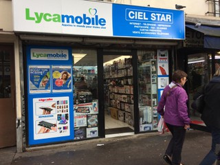 Photo of the October 24, 2017 2:06 PM, Lycamobile, 17 Rue Marx Dormoy, 75018 Paris, France