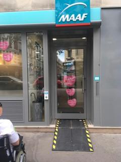Foto vom 21. Juni 2018 13:44, MAAF Assurances, 84 Rue Didot, 75014 Paris, France