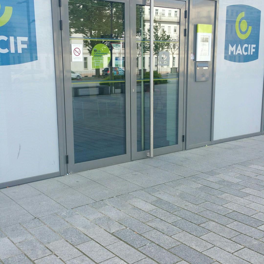 Foto del 25 de abril de 2018 8:42, MACIF Assurances, 36 Avenue du Général Leclerc, 68100 Mulhouse, Francia