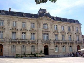 Photo of the November 21, 2016 2:12 PM, Mairie de Mont de Marsan, 2 Place du Général Leclerc, 40000 Mont-de-Marsan, France