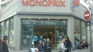 Photo of the April 13, 2018 2:52 PM, MONOPRIX, 30 Rue Jean Bourgey, 69100 Villeurbanne, France