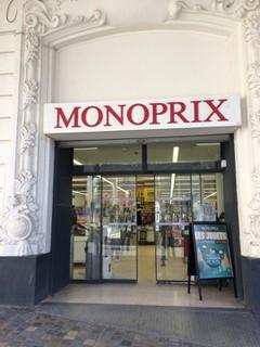 Foto vom 15. November 2017 13:31, MONOPRIX, Place de l'Hôtel de ville, 11100 Narbonne, Frankreich
