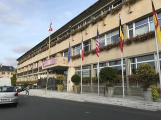 Photo of the October 4, 2017 7:52 AM, Mairie, Place Général de Gaulle, 50000 Saint-Lô, France