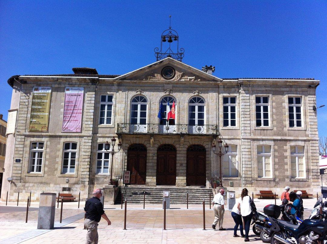 Foto vom 24. August 2016 16:10, Mairie, 1 Place de la Libération, 32000 Auch, Frankreich