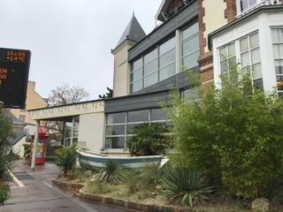 Photo of the October 23, 2017 1:56 PM, Mairie, 97 Route de Coutances, 50350 Donville-les-Bains, France