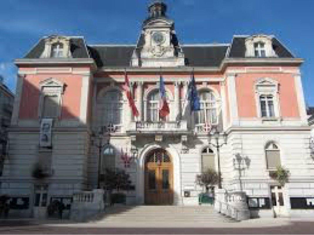 Photo du 18 février 2017 18:35, Mairie de Chambéry, Place de l'Hôtel de ville, 73011 Chambéry Cedex, France