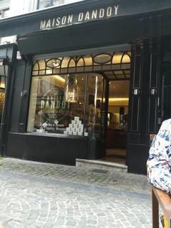 Photo of the June 9, 2018 2:49 PM, Maison Dandoy, Rue de Rollebeek 50, 1000 Bruxelles, Belgium