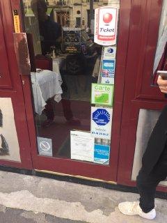 Foto del 24 de febrero de 2017 9:53, Mandarin de Ming, 75 Avenue Kléber, 75016 Paris, France