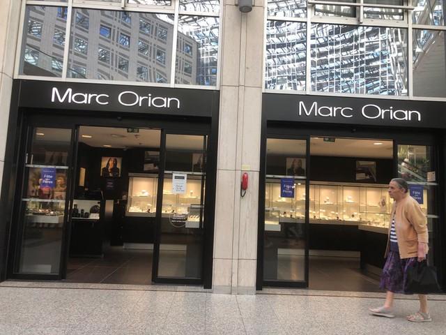 nouveau style et luxe Chaussures de skate magasin officiel Marc Orian | Paris | Detailed accessibility - Jaccede