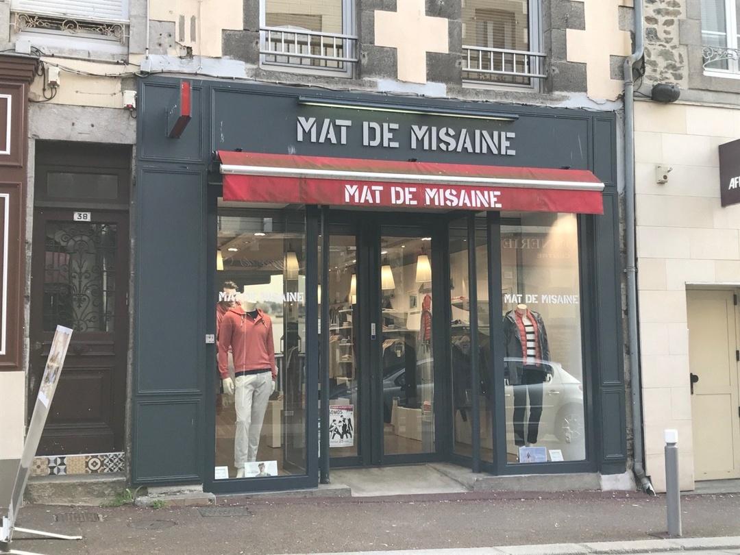 Foto vom 21. März 2017 15:56, Mat de Misaine - Granville, 38 Rue Couraye, 50400 Granville, Frankreich