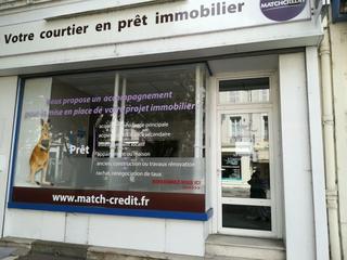 Photo of the August 9, 2017 11:25 AM, MatchCrédit, 15 Rue Porte de Lyon, 71100 Chalon-sur-Saône, France