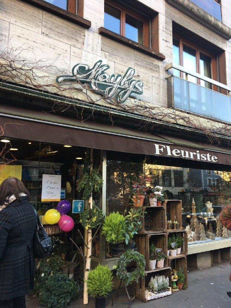 Foto vom 3. Dezember 2016 14:00, Maylys, 12 Boulevard de la Liberté, 93260 Les Lilas, Frankreich