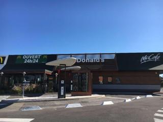 Photo du 16 septembre 2017 17:23, McDonald's, Saint Jaume du Crest, Centre Commercial Carrefour, 66530 Claira, France