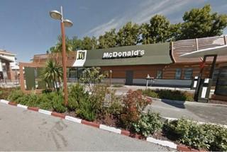 Foto del 7 de abril de 2018 19:35, McDonald's, Avenue du Général Charles de Gaulle, 83300 Draguignan, France