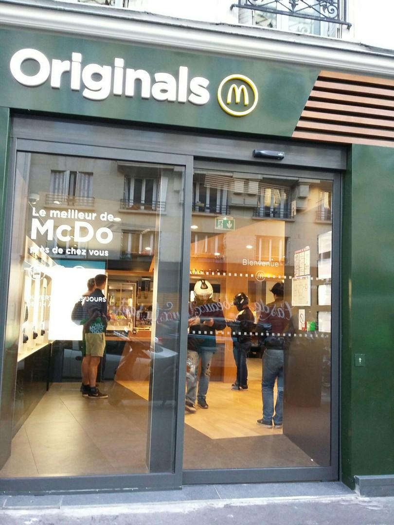 Photo du 22 juin 2018 18:26, McDonalds Originals, 79 Rue Lecourbe, 75015 Paris, France