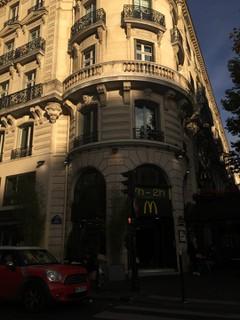 Foto del 25 de octubre de 2017 15:23, Mc donalds, 6 Rue de la Chapelle, Parigi, Francia