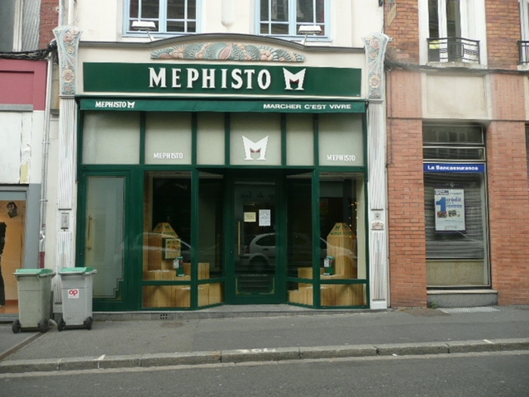 Boot Store - Méphisto , Arras