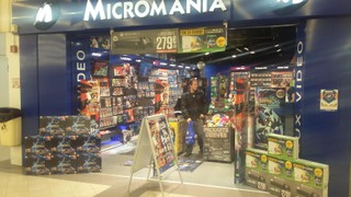 Photo of the November 17, 2017 12:34 PM, Micromania, Centre Commercial CORA, 10D Boulevard Solidarité, 57070 Metz, France
