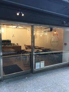 Photo du 2 novembre 2017 04:24, Mojo Coffee Exchange Lane, 95 Queen St, Auckland CBD, Auckland 1010, Nouvelle-Zélande