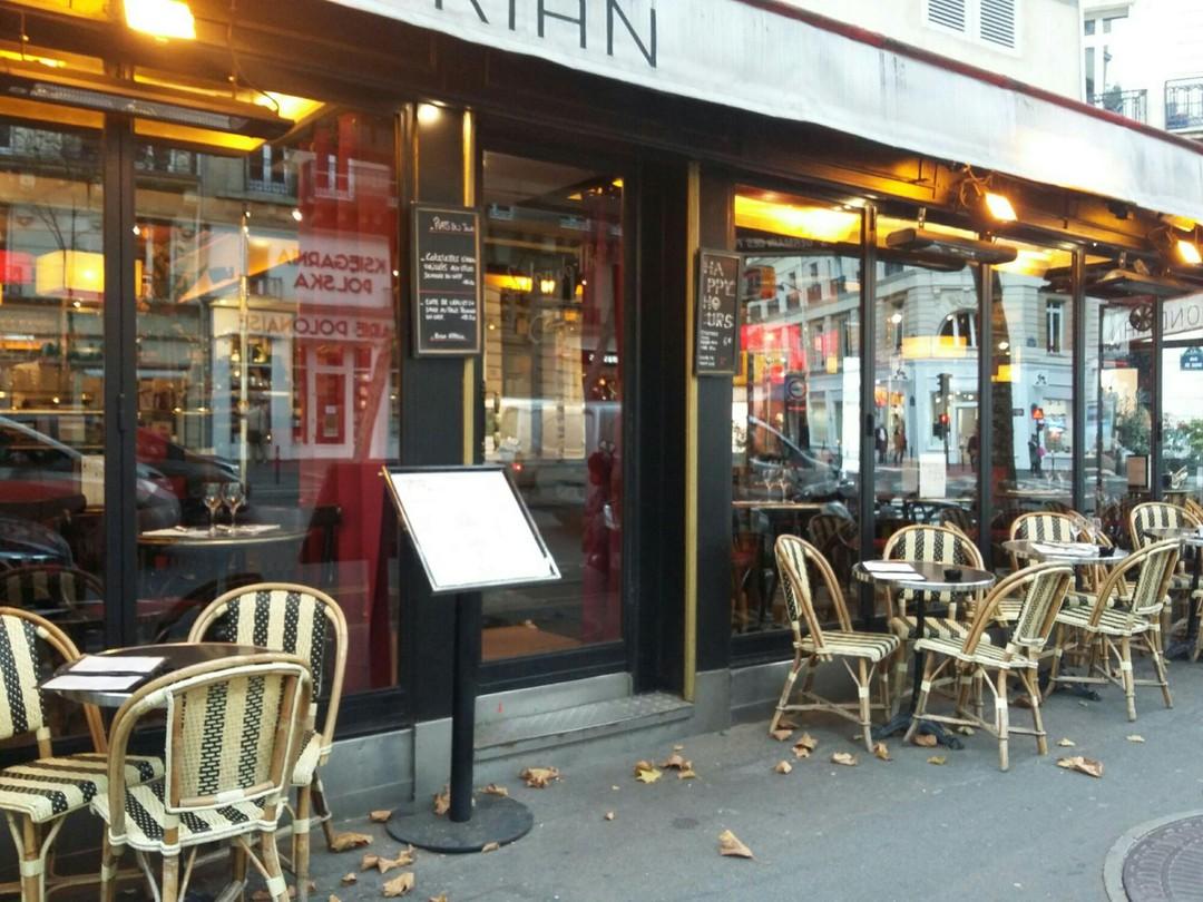 Foto del 4 de noviembre de 2017 10:16, Mondrian, 148 Boulevard Saint-Germain, 75006 Paris, Francia