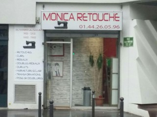 Photo of the September 13, 2017 2:29 PM, Monica Retouche, 126 Avenue Felix Faure, 75015 Paris, France
