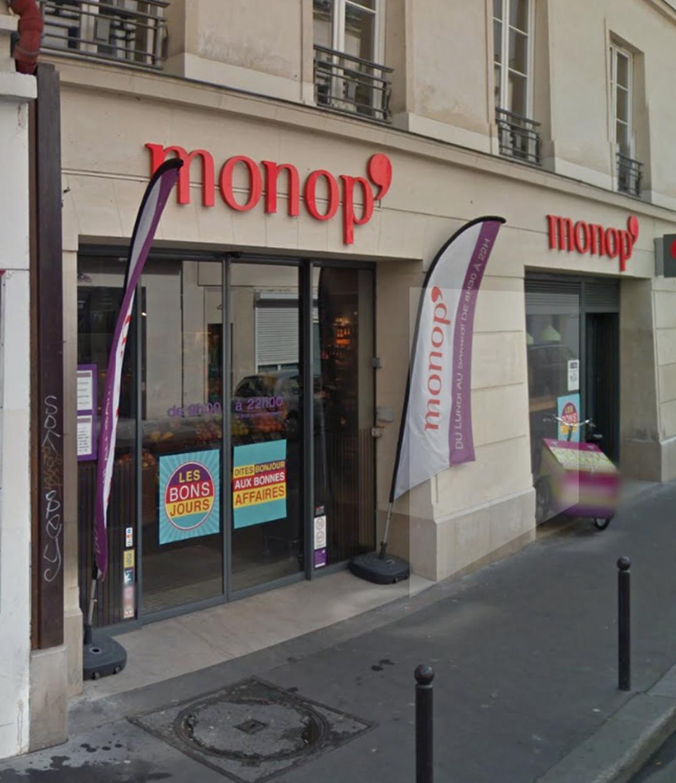 Foto del 5 de febrero de 2016 18:57, Monoprix, 48 Rue Saint-Sébastien, 75011 Paris, Francia