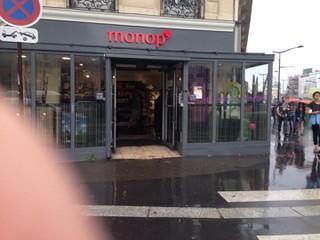 Foto vom 11. Juni 2018 16:40, Monop', 24 Rue de Dunkerque, 75010 Paris, France