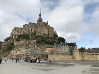 Photo of the September 29, 2017 10:31 AM, Mont Saint-Michel, 50170 Mont Saint-Michel, France