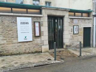 Foto vom 6. Mai 2017 21:21, Musée Zervos, 14 Rue Saint-Etienne, 89450 Vézelay, Frankreich