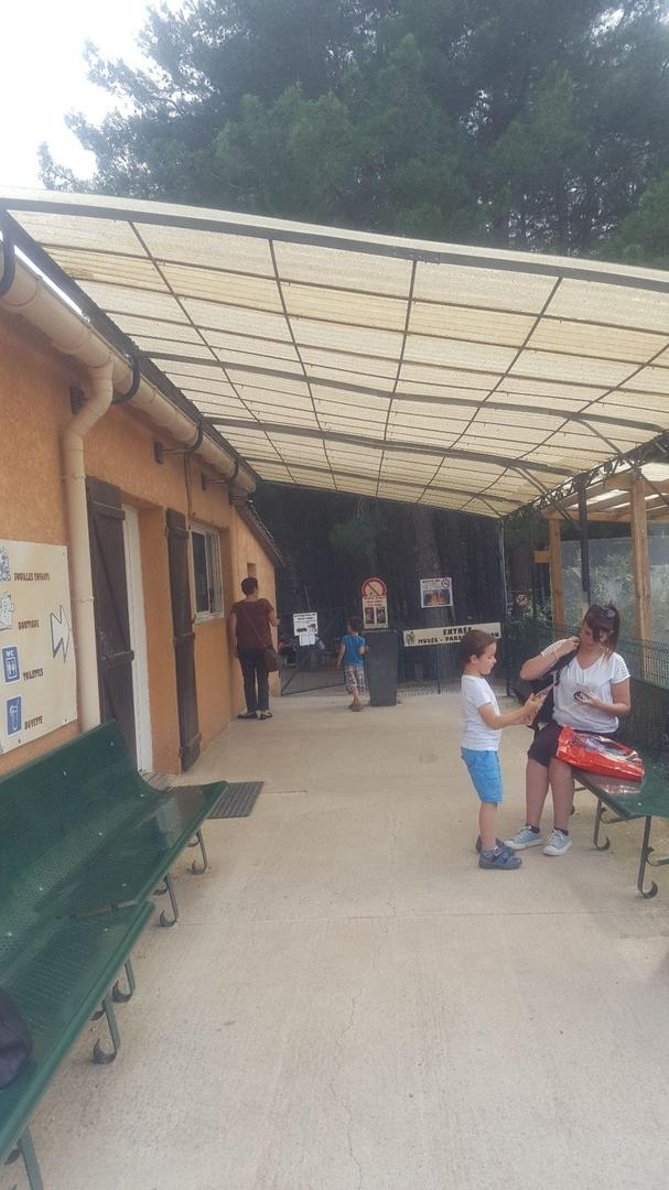 Foto del 4 de junio de 2017 16:58, Dinosaur Museum, Route de Pézenas, 34140 Mèze, Francia