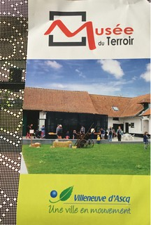 Photo of the October 8, 2017 2:07 AM, Musée du Terroir, 12 Carrière Delporte, 59650 Villeneuve-d'Ascq, France