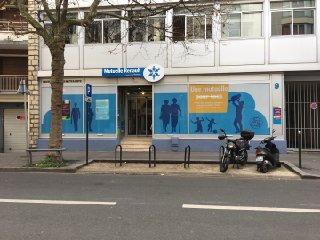 Foto vom 20. Dezember 2016 11:49, Mutuelle Renault, 9 Rue de Clamart, 92100 Boulogne-Billancourt, Francia