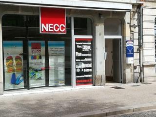 Photo of the August 9, 2017 1:25 PM, NECC Reprographie, 26 Place de Beaune, 71100 Chalon-sur-Saône, Frankreich