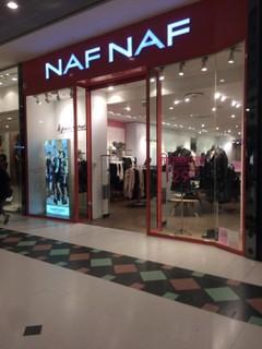 Photo of the November 14, 2017 12:57 PM, Naf Naf, Centre commercial Paridis, 44300 Nantes, Francia