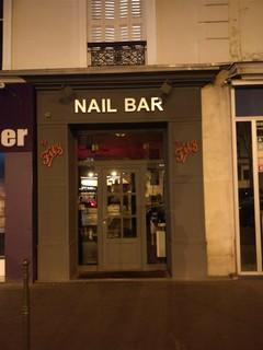 Foto vom 15. November 2017 20:38, Nail Bar By Fitz, 91 Avenue Jean Baptiste Clement, 92100 Boulogne-Billancourt, Frankreich