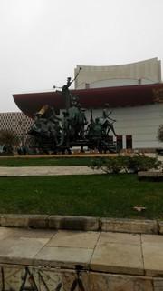 Photo du 19 novembre 2017 16:50, National Theatre, Bulevardul General Gheorghe Magheru, Bucharest, Romania