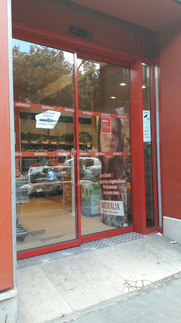 Foto vom 9. Juni 2017 13:43, Naturalia, 21 Boulevard des Batignolles, 75008 Paris, Frankreich