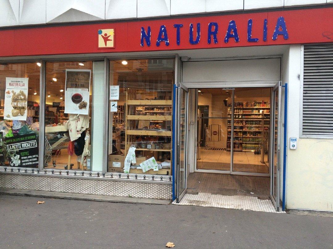 Photo of the November 24, 2016 8:59 AM, Naturalia, 119 Rue de Montreuil, 75011 Paris, France