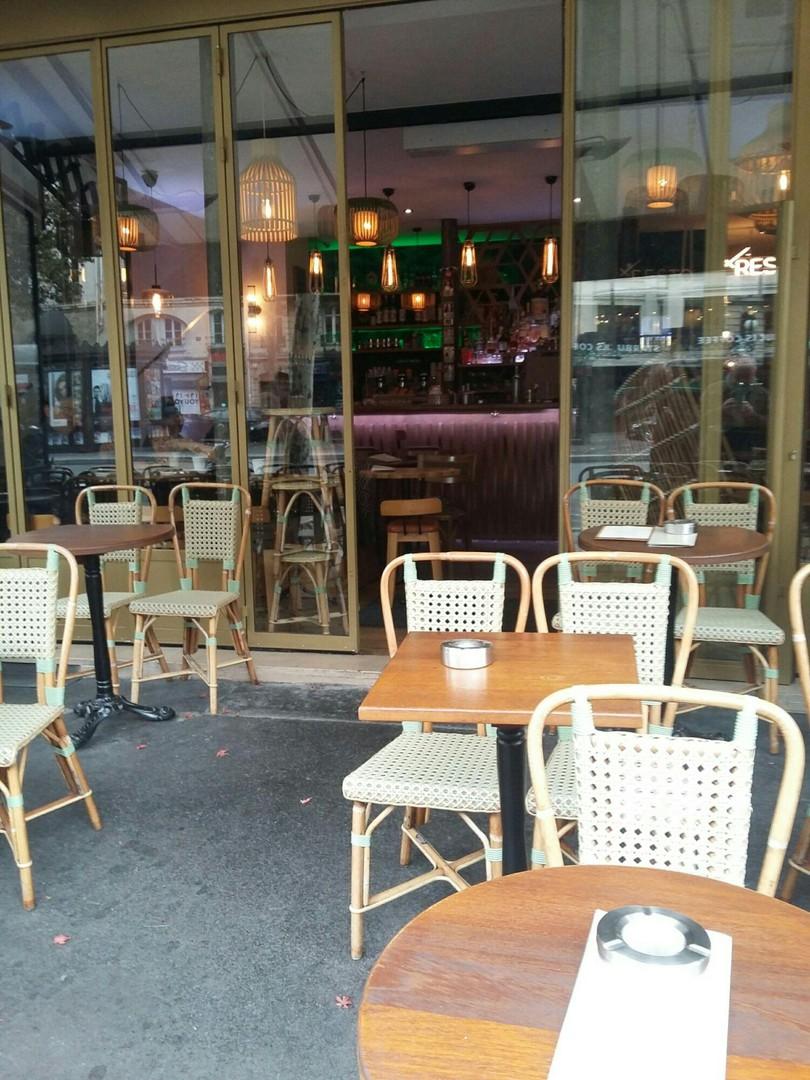 Photo du 4 novembre 2017 08:52, Neo Café, 126 Boulevard Saint-Germain, 75006 Paris, France