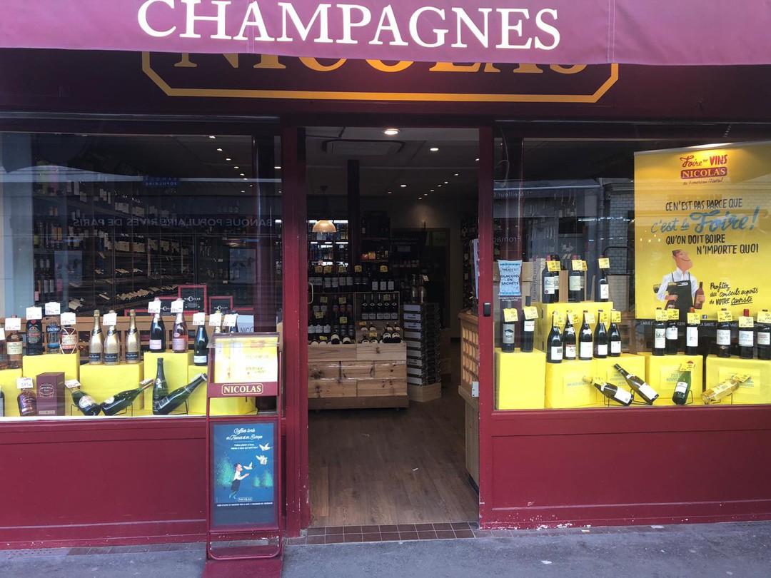 Foto vom 6. April 2018 09:39, Nicolas, 1 Rue de Lourmel, 75015 Paris, France