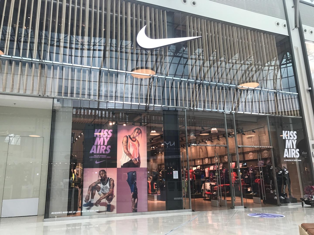 nike store france